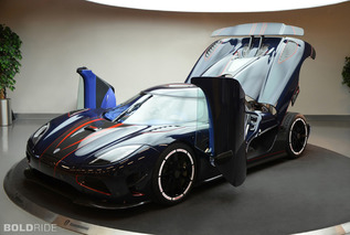 Chinese Import Officials Seize Koenigsegg Agera R BLT, Immediately Burn Through China's Oil Reserves