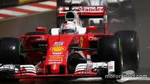 Sebastian Vettel, Scuderia Ferrari SF16-H
