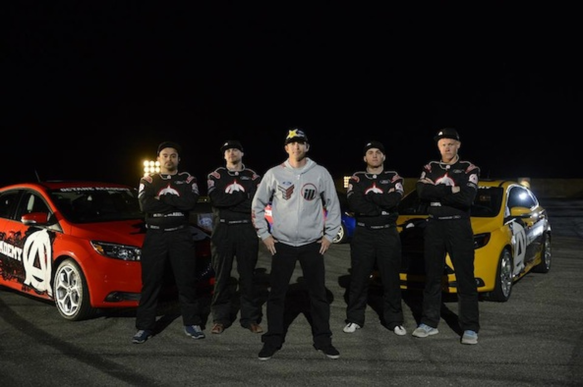 Tanner Foust Teams Up with Driver for Octane Academy Season 2
