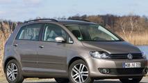 VW Golf Plus BiFuel