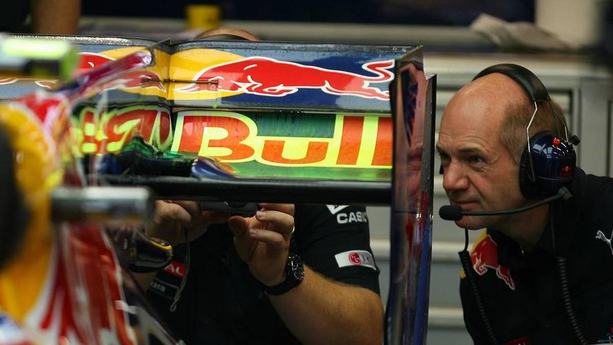 Newey admits 2014 Red Bull 'ugly'