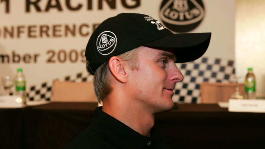 No Arctic Rally outing for Kovalainen