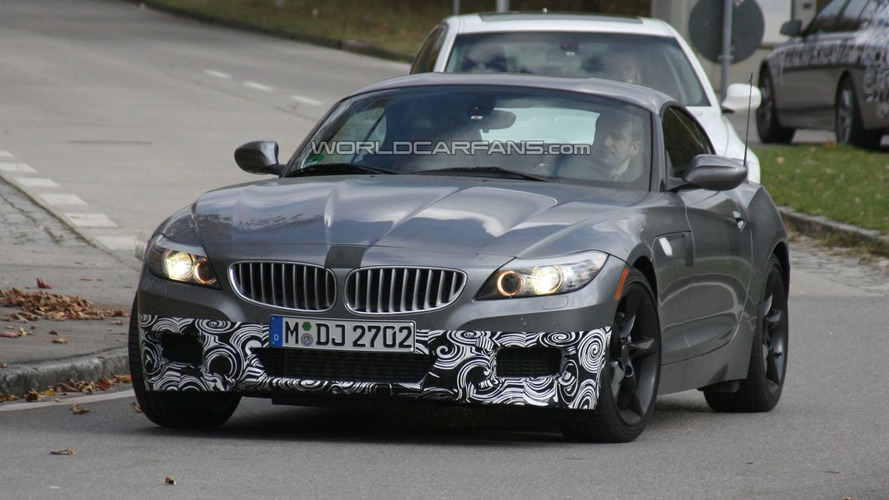 2010 BMW Z4 M Package Returns for Another Outing