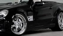 The Mercedes-Benz SL 65 AMG by Wheelsandmore