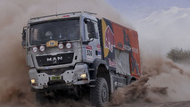 Drug smugglers busted in fake Dakar rally truck with 800 kilos of cocaine