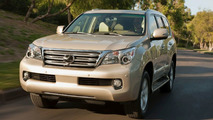 2010 Lexus GX460 Breaks Cover