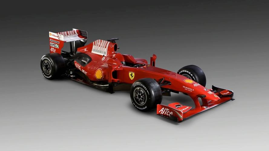 Ferrari F60 revealed in Italy