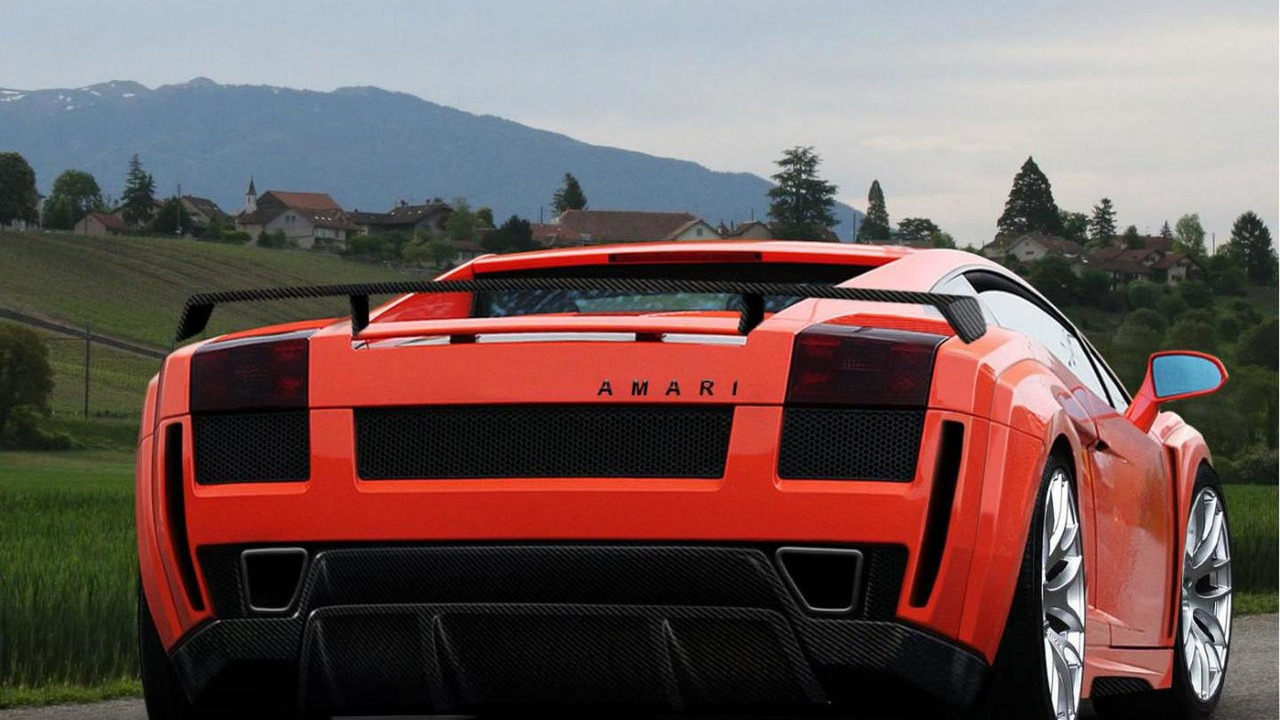 Lamborghini Gallardo Invidia edition by Amari Design, 1398, 31.01.2011