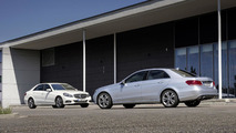 Mercedes E 200 Natural Gas Drive & E 220 BlueTEC BlueEFFICIENCY Edition 09.8.2013