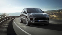 Porsche Macan four-cylinder coming in late 2014 - report