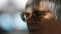 Engine makers must make F1 loud again - Ecclestone