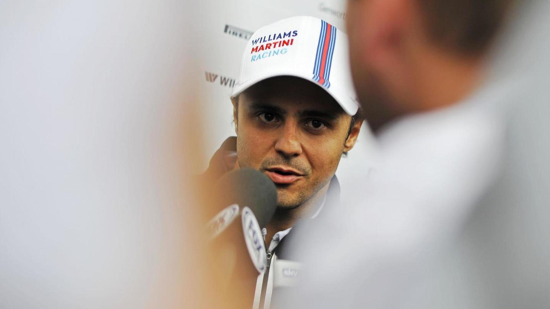 'Pressure effect' is Vettel's new challenge - Massa