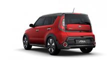 2014 Kia Soul SUV Styling Pack introduced in Frankfurt
