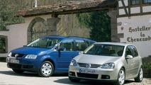 VW Golf DSG and VW Touran DSG