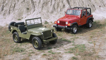 Jeep Willys and Wrangler