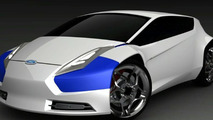 Ford Hot Coupe Concept