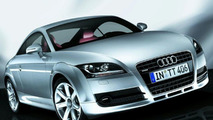 Production Start New Audi TT Coupe
