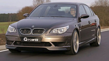 G-Power Twin Turbo M5 Hurricane with 730hp