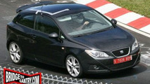 SEAT Ibiza Cupra Spotted on the Ring