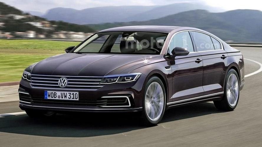 VW considering second EV platform for its biggest cars