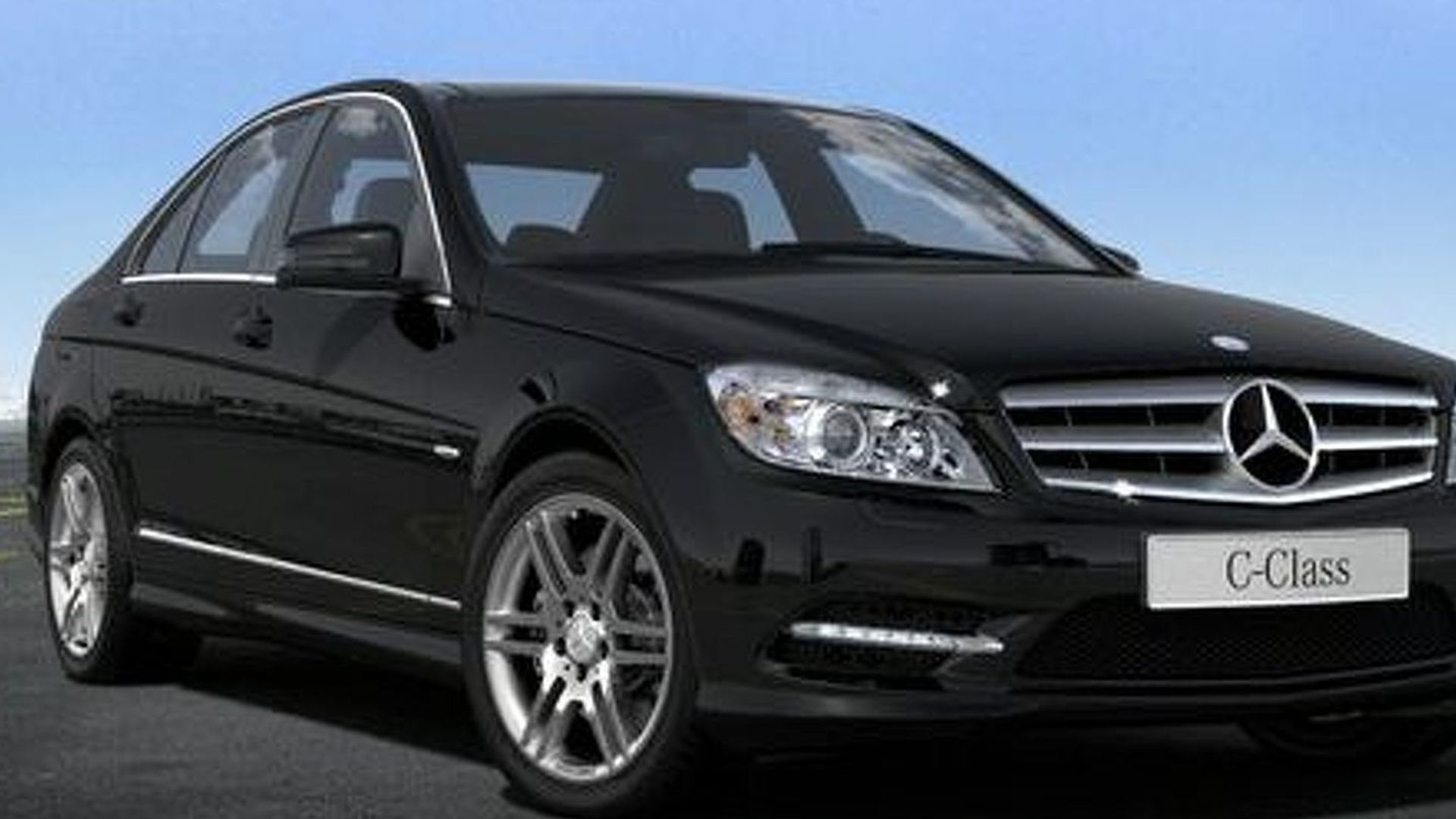 Mercedes C-Class Facelift Gets an Early Reveal