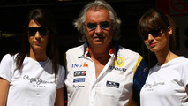Briatore hints at F1 return 'after 2012'