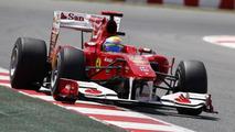 Alonso consistently faster than Massa - Heidfeld
