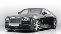 Novitec Group releases tuning program for Rolls-Royce Wraith