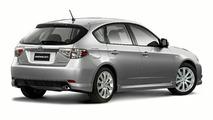 Subaru Impreza - European model