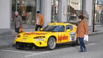 Zakspeed converts Dodge Viper GTS-R Race Car to Street Legal Beast