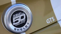 Shelby 50th Anniversary Edition Mustangs announced