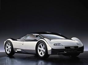 Audi Avus Quattro Concept