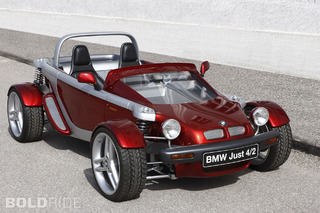 BMW Z21 Just 4-2 Concept