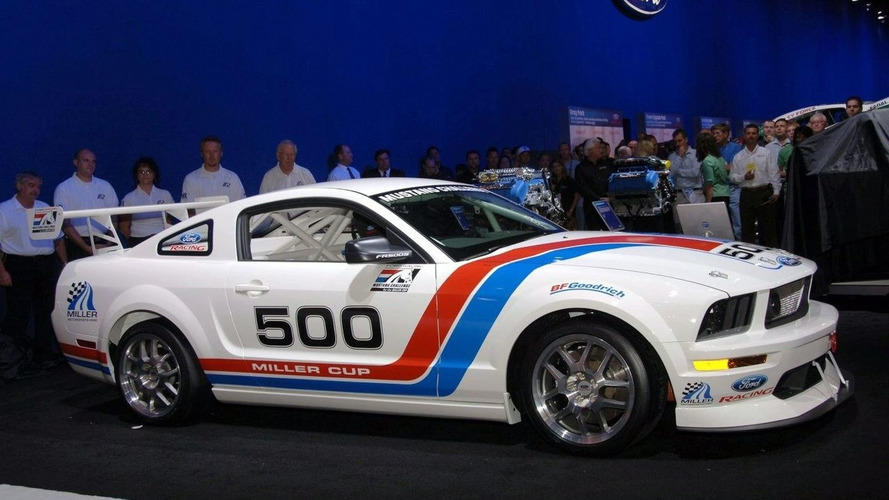 Ford Mustang FR500S Unveiled at SEMA