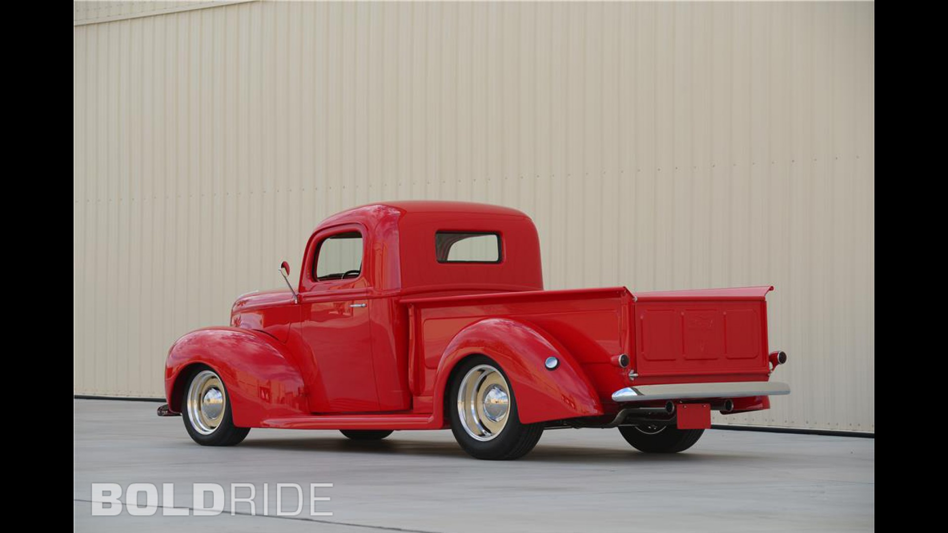 Ford Pickup Hot Rod