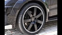 German Special Customs Mercedes-Benz ML Widebody