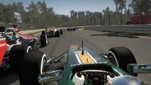 Codemasters F1 2012 video game demo screenshot 13.09.2012