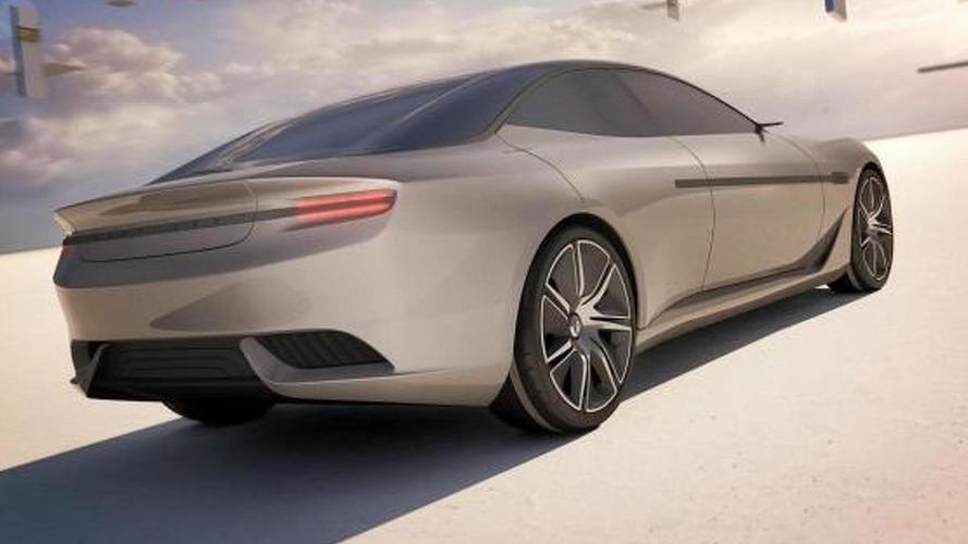 Pininfarina Cambiano concept leaked