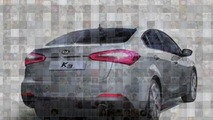 2013 Kia Forte / Cerato / K3 teased for a second time