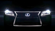 2013 Lexus LS will debut on July 30th