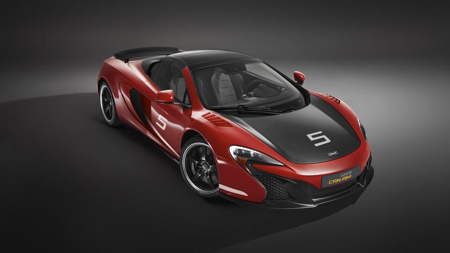 McLaren 12C, 650S, 675LT get new look from MSO