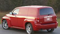 Chevrolet HHR Panel Van Revealed