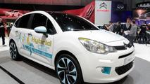 Citroen C3 Hybrid Air at 2013 Geneva Motor Show