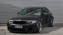 BMW 1-Series M Coupe upgraded to 451 PS by OK-Chiptuning