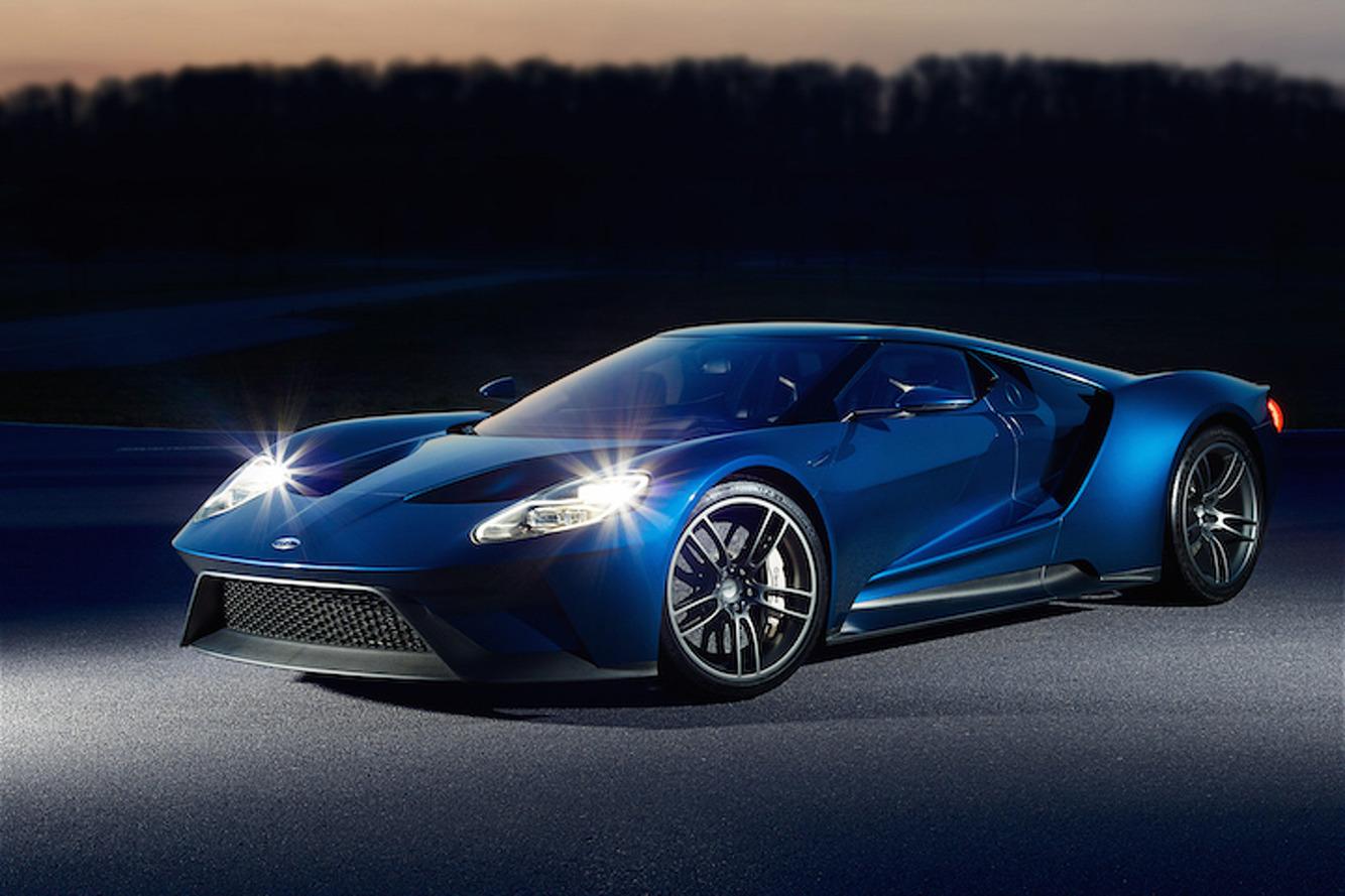 2016 Ford GT Specs Revealed Via