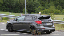Ford Focus RS500 spy photo