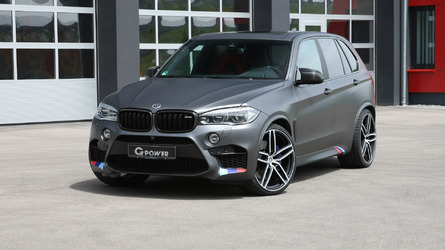 G-Power BMW X5 M now with 750 hp
