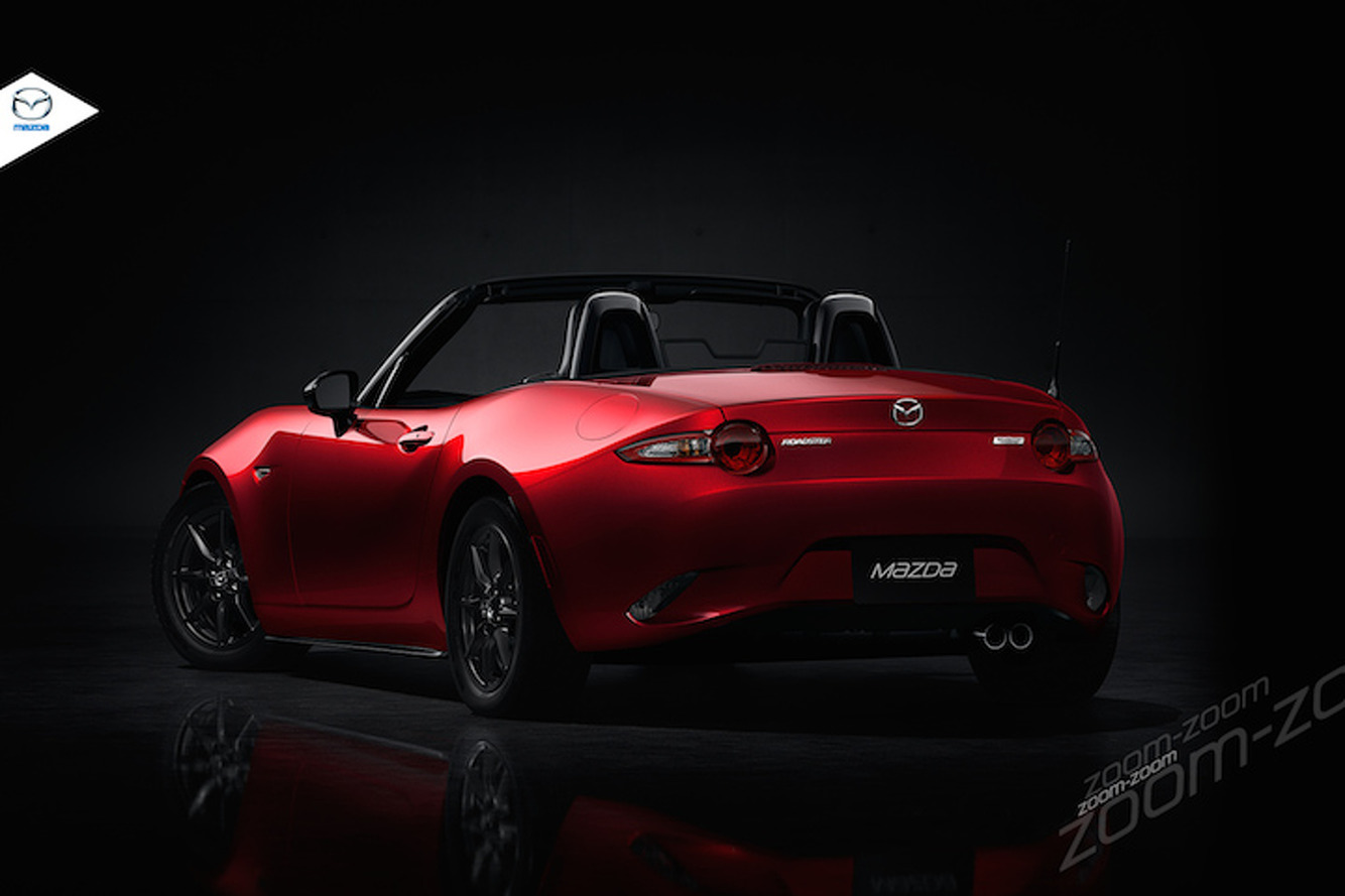 2016 Mazda MX-5 Miata Revealed, Is Almost Perfect