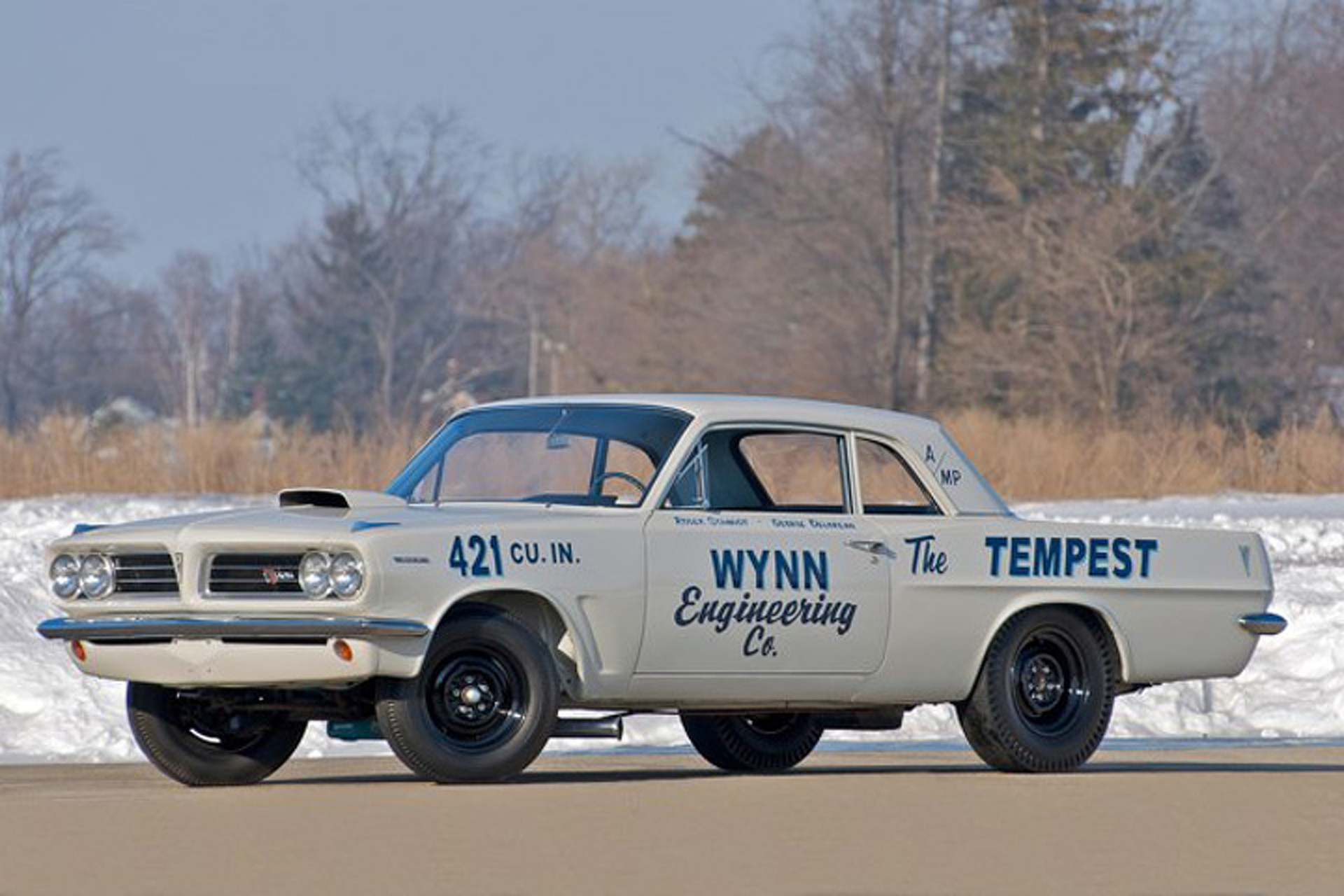 Tempest Put the Performance in Pontiac: Muscle Car Monday
