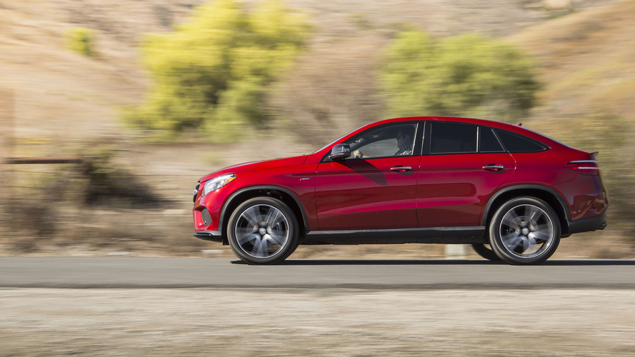 2016 Mercedes-Benz GLE450 AMG Coupe recalled for engine shut-off issue